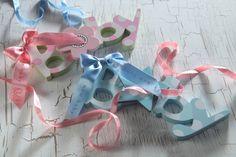 3M berisfords blue summer beach hut ruban couture et mariage décorations