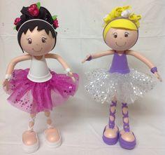 Bonecas EVA 3D