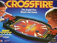 Crossfire Game the song for this commercial was so intense lol