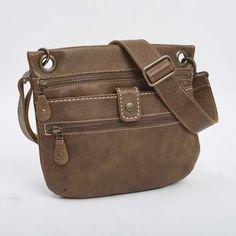 Medium Venetian Tribe Leather | Women's Original Flat Bags | Roots