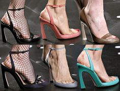 #NinaRicci en la Semana de la Moda de #Paris #Tendencia #Moda #Fashion #Zapato #Shoe #Glam