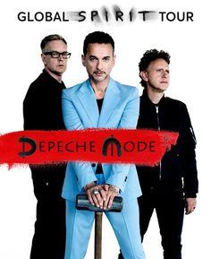 Depeche Mode - Global Spirit Tour - Mini Print