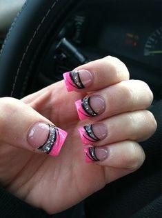 birthday nails designs
