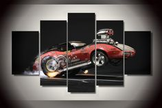 canvas prints Picture - More Detailed Picture about AtFipan Chevrolet Corvette American Painting Canvas Printing Unframed Wall Art Children's Room Decor Perfect Modulalr Pictures Picture in Painting & Calligraphy from Artwork Decor Painting For You Store Kids Room Art, Art Wall Kids, Wall Art, Canvas Pictures, Print Pictures, Childrens Room Decor, Chevrolet Corvette, Canvas Prints, Summer Sale