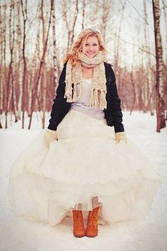 Winter Wedding: photography by Anastasia Chertcova