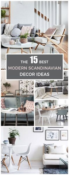 Get inspired with these Modern Scandinavian Living Room decor ideas that are inspired by the scandinavian design trend , all featuring beautiful color schemes and décor choices. Living Room Decor Colors, Living Room Interior, Living Room Designs, Interior Livingroom, Apartment Decorating On A Budget, Diy Apartment Decor, Interior Decorating, Decorating Ideas, Scandinavian Interior Design