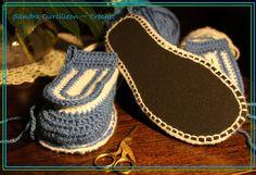 Al usar una suela de goma le da mas forma a la zapatilla.