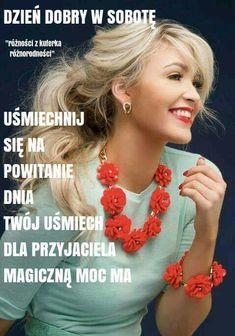 Good Morning, Crochet Necklace, Fashion, Buen Dia, Moda, Bonjour, Fashion Styles, Fashion Illustrations, Good Morning Wishes