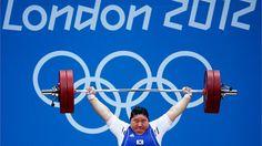 05-08-2012 - Haltérophilie - WL - Women's 75kg - JANG Mi-Ran
