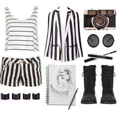 """""""Untitled #184"""" by nina-merz on Polyvore"""