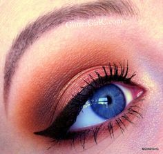 Warm Summer Makeup! by Cecilie on Makeup Geek