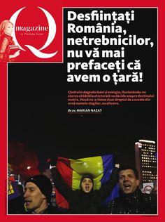 Desfiinţaţi România, netrebnicilor, nu vă mai prefaceţi că avem o ţară! Nu ne mai minţiţi că România e un stat suveran şi nu ne mai chemaţi la vot! Ce să a