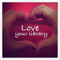 Love your library . . .