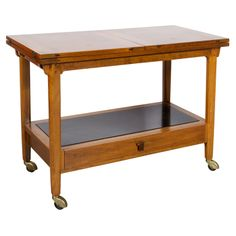 Edward Wormley - Bar Cart -