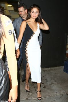Selena Gomez Turns Up the Heat During Her Sexy Night Out