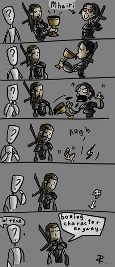 Dragon Age: Awakening by Ayej.deviantart.com on @deviantART