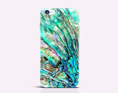 iPhone 6 case Abalone Shell iPhone 6 plus 5 /5S /5c por iDedeCase