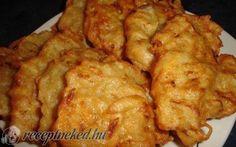 Cukkinis beré recept fotóval Chicken, Meat, Food, Eten, Meals, Cubs, Kai, Diet