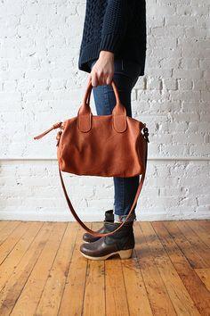 Clogs and bag                                                       …