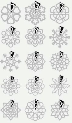 Snowflakes! | 15 Ideas For Teachers During The Holidays
