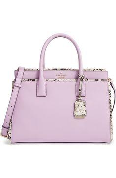 KATE SPADE NEW YORK . #katespadenewyork #bags #shoulder bags #hand bags #leather #satchel #