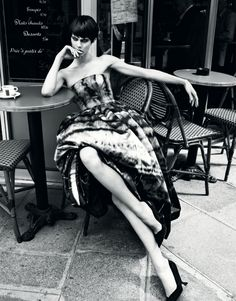 Some amazing photos from the Dior, 60th Anniversary Book - Vogue-Japan-November-2012-Patrick-Demarchelier-2