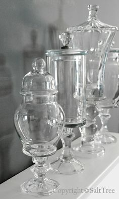 Make your own decorative jars . so cheap
