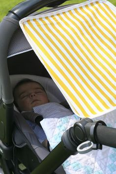 stroller canopy