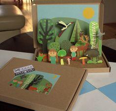 papírové vystřihovánky ČESKÝ LES Gift Wrapping, Play, Logos, Games, Kids, Decor, Gift Wrapping Paper, Young Children, Boys
