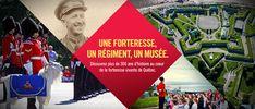 Bienvenue à la Citadelle de Québec - Musée Royal 22e Régiment - La Citadelle de Québec – Musée Royal 22e Régiment