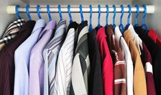 Telecommuters: What to Do With Your Work Wardrobe - Remote Work and Jobsearch Advice for Jobseekers Diy Clothing, Piece Of Clothing, Sewing Clothes, Simple Closet, Sewing Hacks, Sewing Tutorials, Sewing Ideas, Sewing Projects, Skirt Tutorial