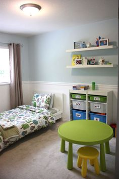 visual meringue: Big Boy Room Update
