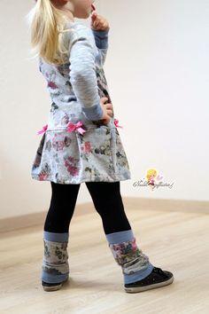 Schneiderline - Nähen für Minis & More: Casual little Lady Dress