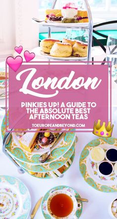 Although almost every hotel not just in the capital but the country nowadays serves a variation of afternoon tea, trust me when I say that, arguably, not all are created equal. Here are my eight favourites places for afternoon teas in London, from ultra affordable to super chic.