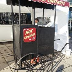 Chestnut Cart - Chestnut Cart  Roasted Chestnuts are the perfect snack and smell for your autumn and winter event that will get anyone in the christmas mood.  Prices start from £350 which includes: -Delivery, setup and Collection -All ingredients Supplied -3-5 hour hire -Professional Operator