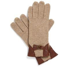 Lauren Ralph Lauren Quilted Riding Gloves