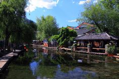 Its structure is popular for the mixing of components from several societies that have come together over many hundreds of years. Lijiang is also presented by an traditional water-supply system of great complexness and inventiveness that still features successfully today. See: http://www.chinatour.com/