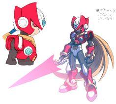 Mega Man > Thread > Let's talk about Mega Man XOver!