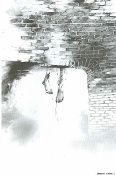 """""""Scary Stories to Tell in the Dark"""": Illustrations of Stephen Gammell"""