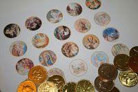 Catholic Cuisine: St. Nicholas Chocolate Coins