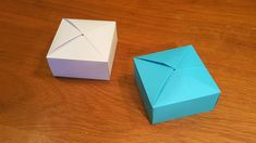 How To Make a Paper GIFT BOX - Origami Tutorial #DIYPaperArtCraftIdeas #Box, #Craft, #Crafting, #Gift, #HowToMakeAPaper, #HowToMakeAPaperGiftBox, #HowToMakeAnOrigamiGiftBox, #Instructions, #Oragami, #Origami, #Paper, #Tutorial, #Оригами