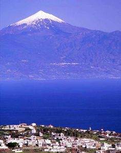 From La Gomera. Canary Islands