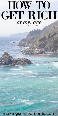 The average person wants to learn how to get rich. If that's you, read more here so that you can learn how to become rich with no money, at any age, etc. Read this if you want to learn how to get rich quick and fast, make more money, learn new ideas, how to get rich young, my best tips, and more! #howtogetrich