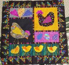 Image result for chicken quilts