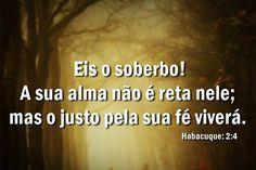Habacuque 1 - A Iniquidade de Judá