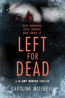 Review: Left for Dead by Caroline Mitchell (audio)