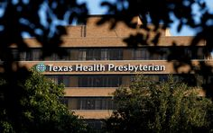 A general view of Texas Health Presbyterian Hospital Dallas where a patient has been diagnosed with... - Mike Stone/Getty Images