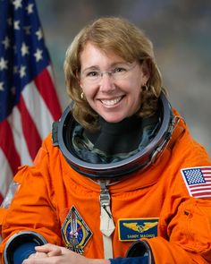 Sandra Magnus - NASA Astronaut