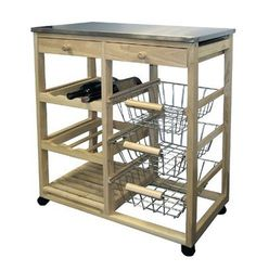 Shop a great selection of ORE International Wood Kitchen Cart. Find new offer and Similar products for ORE International Wood Kitchen Cart. Kitchen Utility Cart, Kitchen Island Cart, Kitchen Tops, Kitchen Islands, Kitchen Ideas, Kitchen Utensils, Kitchen Carts On Wheels, Kitchen Upgrades, Kitchen Inspiration
