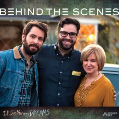 I'LL SEE YOU IN MY DREAMS stars Martin Starr and Mary Kay Place with director Brett Haley.